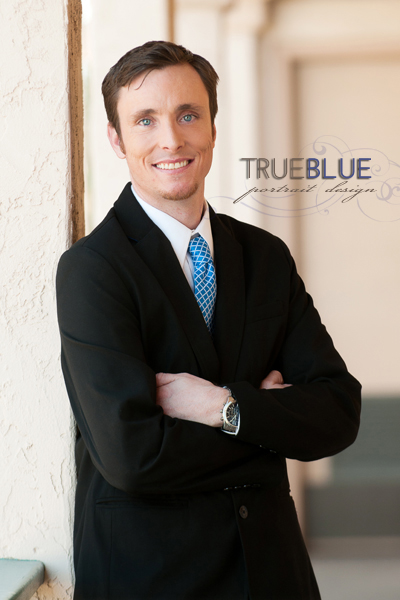 Business Headshots by Stefanie Blue - TRUE BLUE Portrait