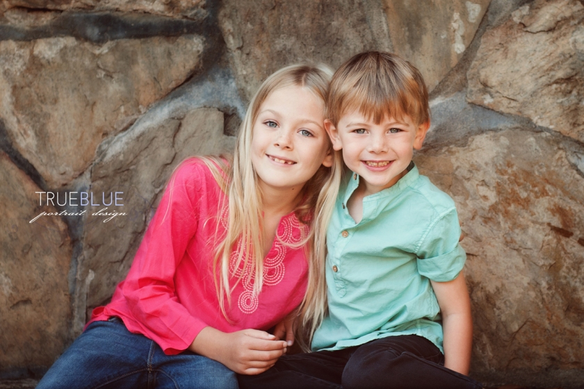 Child and Family Photography by TRUE BLUE Portrait