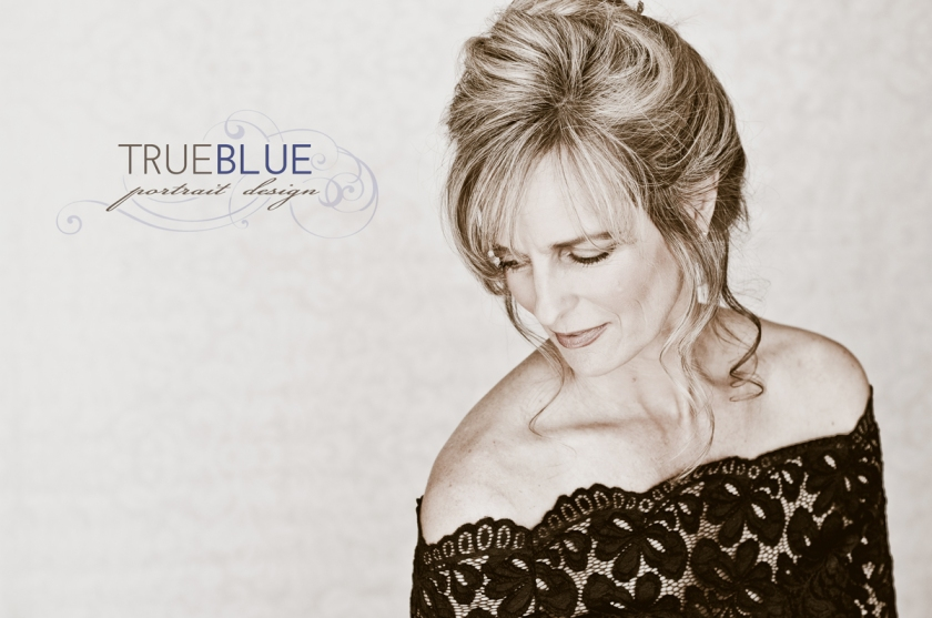 Contemporary Glamour Photography by TRUE BLUE Portrait
