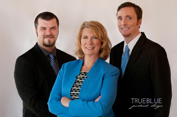 Business Headshots by Stefanie Blue - TRUE BLUE Portrait