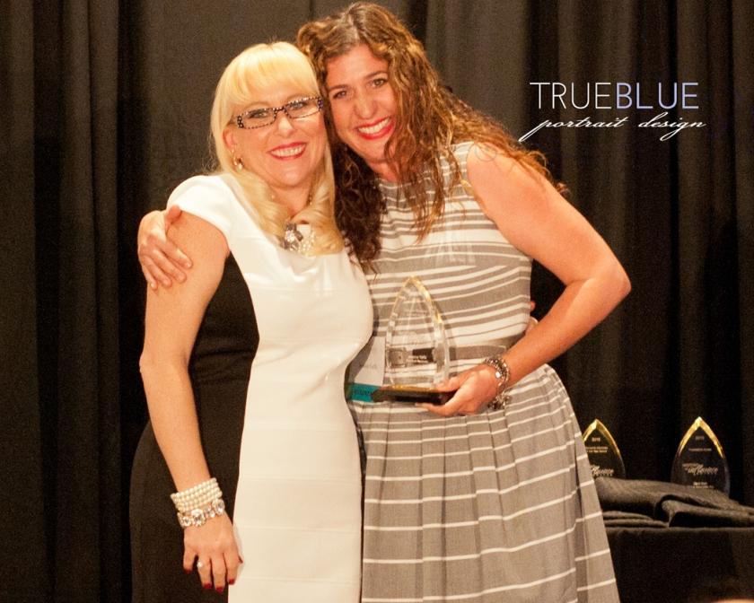 Jessica Yaffa, Award Winner