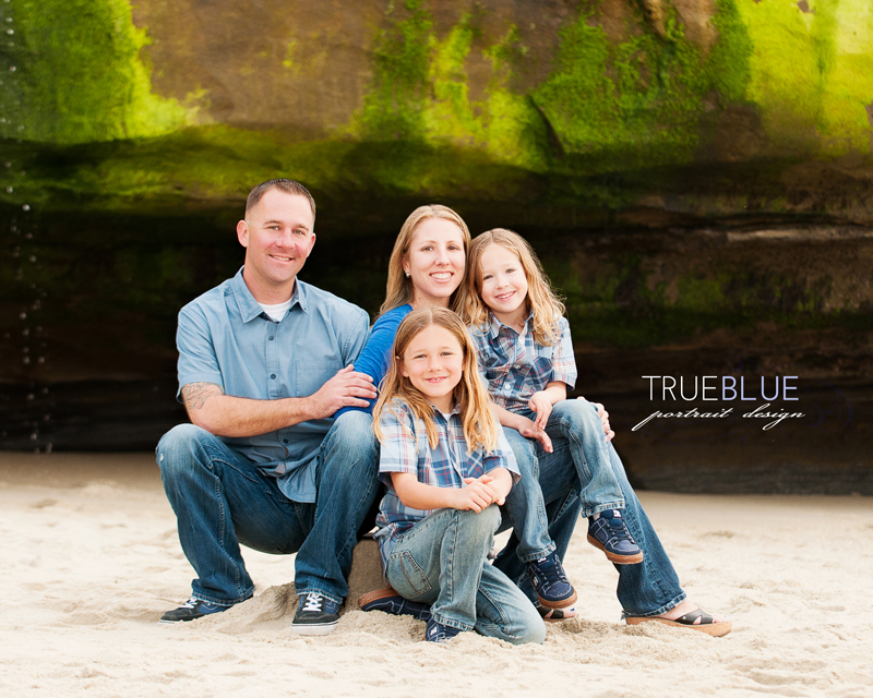 child and family portraits
