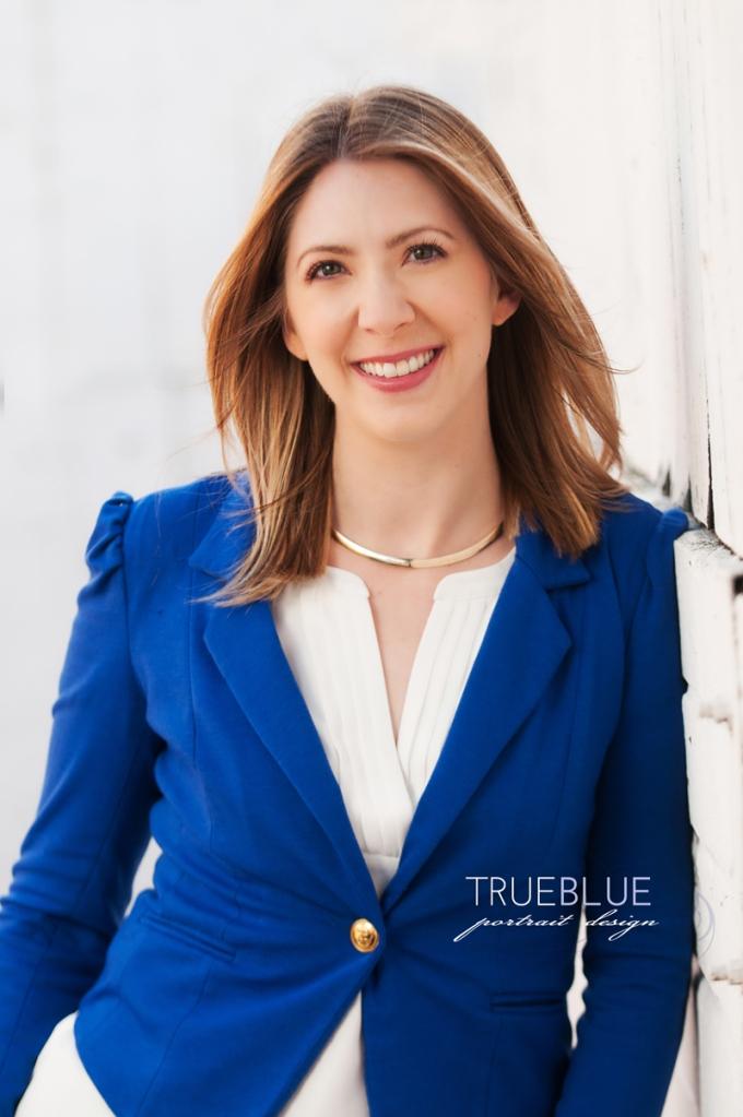 personal branding headshots by true blue portrait
